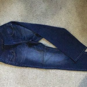 Jag jeans, slim ankle,high rise, pull on, sz 10P